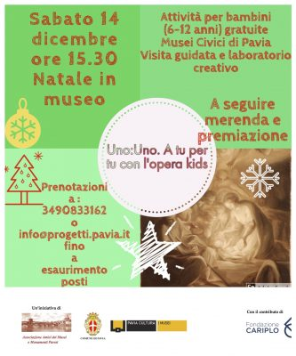 Natale in museo 14 Dicembre
