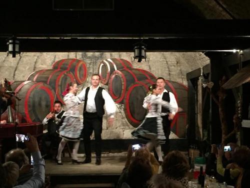 danza ungherese