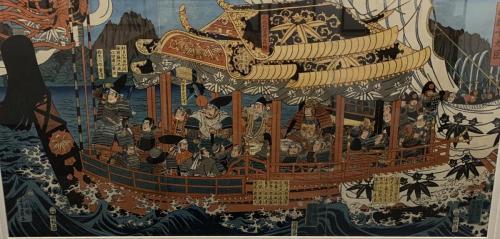 Musei Civici mostra Ukiyo-e